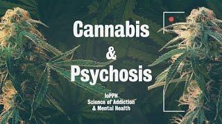 IoPPN Science of Addiction & Mental Health: Cannabis & Psychosis