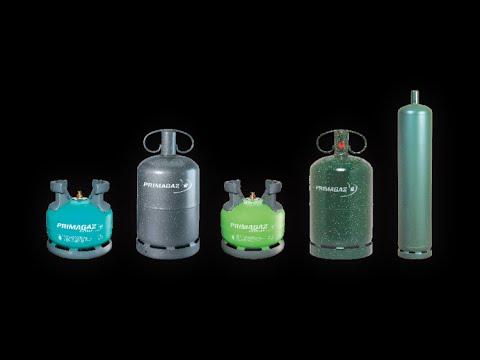 How it's made : Remplissage des bouteilles de gaz