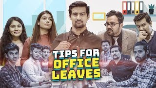 Every Leave Excuse at Office | Aashqeen