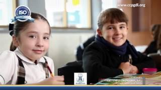 Colegio Cervantes Primaria, video institucional 2016