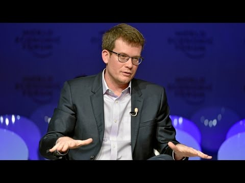 Davos 2016 - An Insight, An Idea with John Green