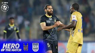 Hero of the Match - Adil Khan | Hyderabad FC 1-1 Mumbai City FC | Hero ISL 2019-20