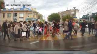 #12 Пешеходы-нарушители не хотят жить? / Idiots!