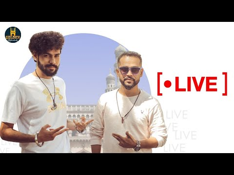 Golden Hyderabadiz Chat With Fans | New Channel | Hyderabad | Coming Soon