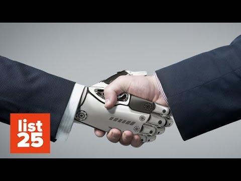 25 Creepy Ways Robots Are Becoming More Human