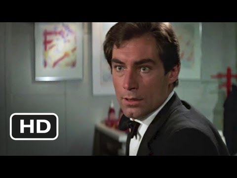 The Living Daylights Movie   Good Luck 1987 HD