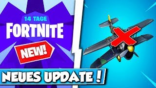 ❌NEUES UPDATE in FORTNITE 7.10 arrived! 😱STORMWING bad in FORTNITE!