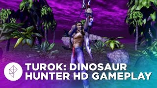 Turok: Dinosaur Hunter HD Gameplay