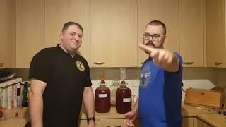 Kings of Mead odc. 78 - Jak zrobic miód pitny Maliniak (ep.2)