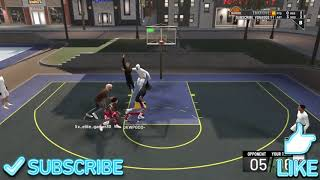 In park to run 3s in 2k19 with a Randall) i will be live for 2k20 or 2k19🤐😼