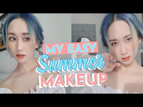 MY EASY SUMMER MAKEUP   HƯƠNG WITCH