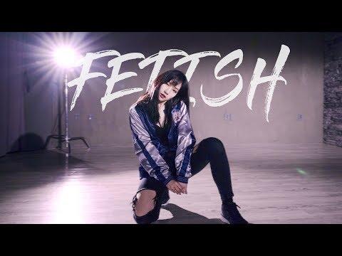 FETISH - Selena Gomez (Galantis Remix) ft. Gucci Mane / Woonha Choreography / Dance
