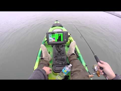 Lake Erie Yellow Perch Kayak Fishing