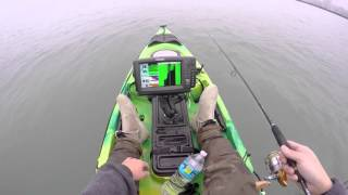 Lake Erie Yellow Perch Kayak Fishing(Weather was just too perfect not to get out. It was cold in the morning but it warmed up a bit in the afternoon. First time jerkin perch outta the yak and it was a fine ..., 2015-12-07T01:39:41.000Z)