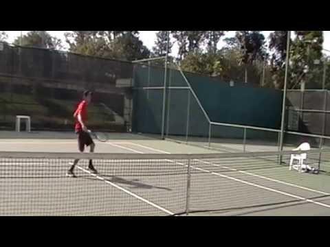 Rafael Wagner, Brasilia, Brazil - College Tennis Recruiting Video, fall 2016