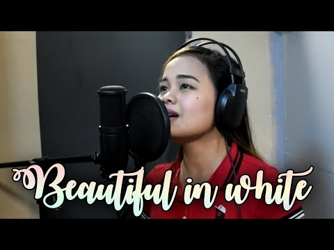 BEAUTIFUL IN WHITE  (Female version) Cover by Carmela Estrella