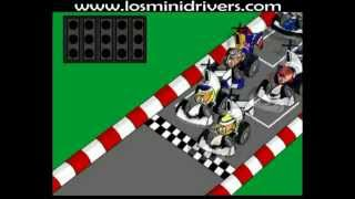 Los MiniDrivers - Chapter 1x03 - 2009 Australian Grand Prix