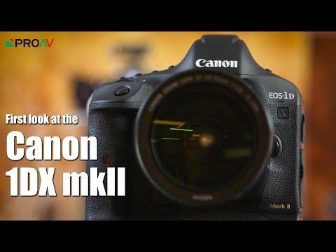 Каталог зеркальных камер со сменной оптикой Canon, тесты и