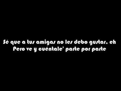 Nicky Jam x J. Balvin - X (EQUIS) | Official Lyrics Video | Prod. Afro Bros & Jeon