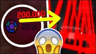 WAS IST INSIDE THE SECRET WALL OF 200,000 ON THE ROBLOX? 😨😱-Tempel-Diebe
