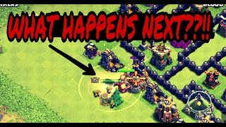WHAT HAPPENS NEXT?? CLASH OF CLANS EP01