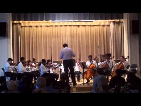 Fiddles on Fire - Germantown Junior Orchestra, Settlement Music School