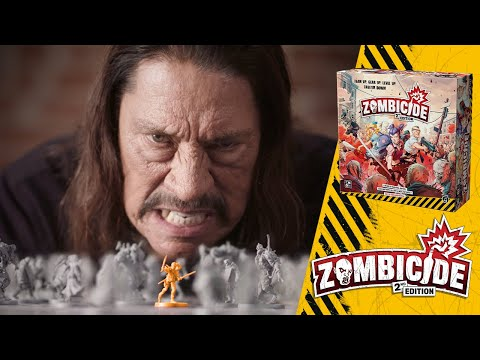 Zombicide: 2nd Edition Trailer