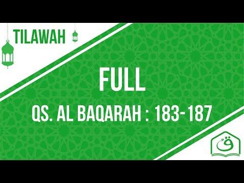 Belajar Tilawah FULL 6 LAGU - Surah Al Baqarah 183 (Nashoikhul Ibad)