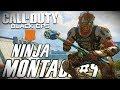 BLACK OPS 4 - NINJA MONTAGE! #4 (Funny Moments, Ninja Defuse, Trolling & More)