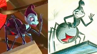A Bug's Life Side by Side | Pixar thumbnail