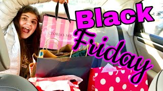 Что покупает американский школьник на BLACK FRIDAY Шоппинг на Чёрную Пятницу