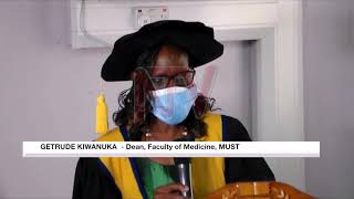 MUST medics take oath ahead of virtual conferment of their degrees