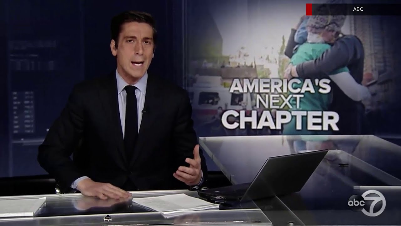 'ABC World News Tonight' teases and open March 11, 2021