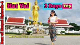 Hat Yai Trip Vlog - 3 Days Best of Hatyai Songkhla Thailand Episode 4