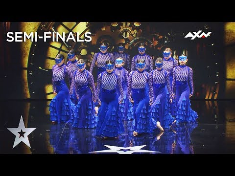 Fabulous Sisters (Japan) Semi-Final 1 - VOTING CLOSED | Asia's Got Talent 2019 on AXN Asia