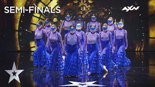 Fabulous Sisters (Japan) Semi-Final 1 | Asia's Got Talent 2019 on AXN Asia