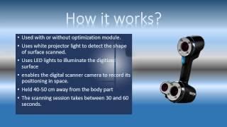 3D Scanner Presentation
