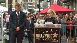 EVENT CAPSULE CHYRON - Ryan Reynolds Honored With Star On The Hollywood Walk Of Fame