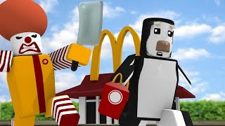 Roblox | MCDONALDS ISN'T A SAFE PLACE: Escape From Mcdonalds! (Roblox Adventure)