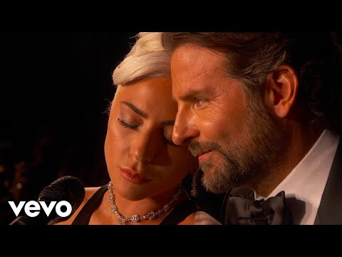 Lady Gaga Bradley Cooper - Shallow From A Star Is Born From The Oscars
