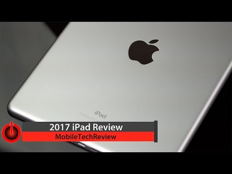 2017 iPad Review