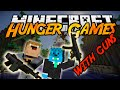 Minecraft: HUNGER GAMES WITH GUNS! (ft. MarkoKOFS)