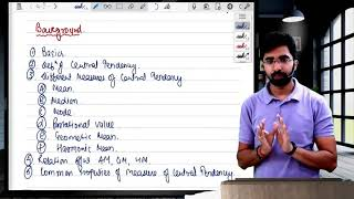 Measure of Central Tendency- Part-1