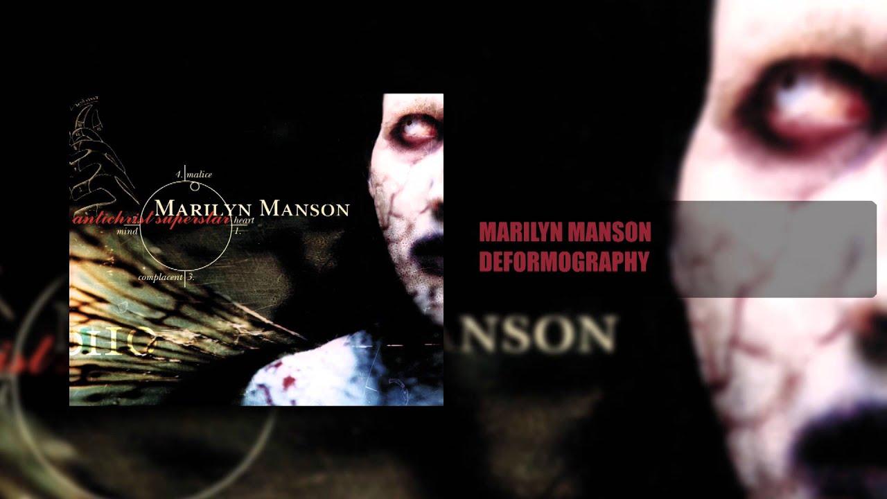 Antichrist Porn marilyn manson - deformography - antichrist superstar (7/16) [hq]