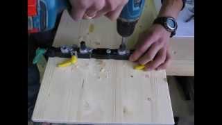 Присадка кухонного шкафа(На видео показан процесс присадки кухонного шкафа из массива дерева. Кухонный шкаф в данном видеоролике..., 2015-01-24T06:30:01.000Z)