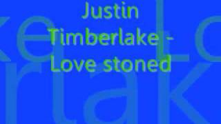Justin Timberlake - Love stoned *Lyrics in info box*