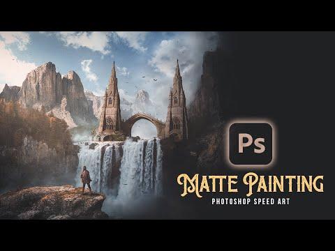 Photoshop Manipulation - Matte Painting/Speed Art