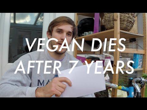 Man dies after 7 years of being vegan ~ blood test results!