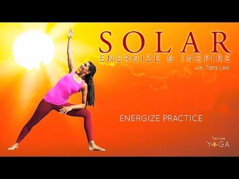 Solar Yoga with Tara Lee  Energize Practice