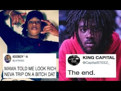 Rappers Last Tweets Before Passing Away Mp3